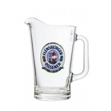 Flensburger Pilsener Glaspitcher